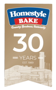 Homestyle Bake 30 Years