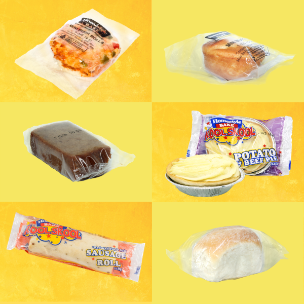 Homestyle Bake's individually wrapped bakery products